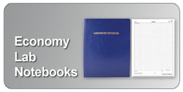 low price economy lab notebooks with sturdy binding